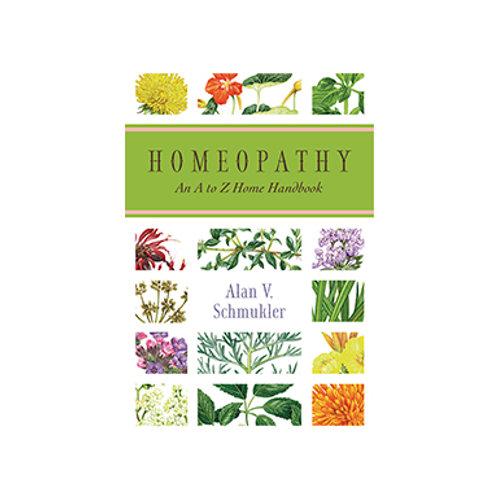 Homeopathy - By Alan Schmuckler