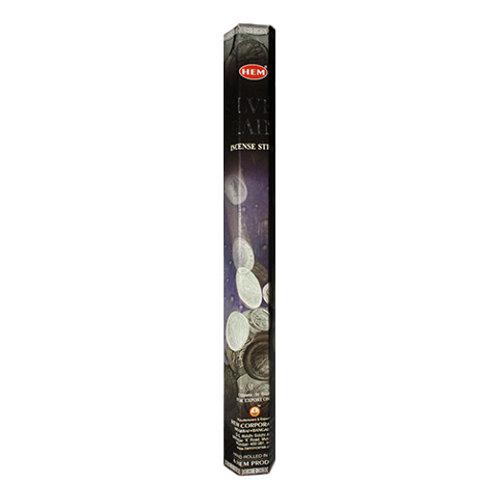 HEM Silver Rain Incense, 20g (20 Sticks)