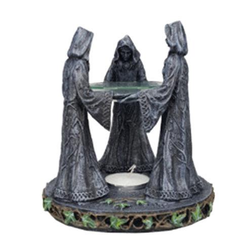 Mother, Maiden, Crone Oil Burner