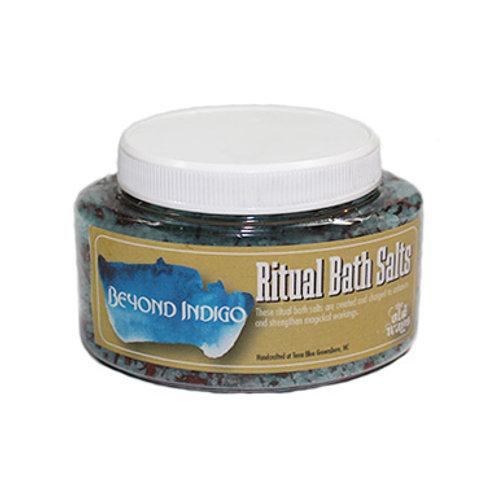 Beyond Indigo Ritual Bath Salts, 9 Oz.