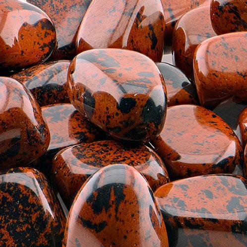 Obsidian, Mohogany Polished (Small Size)