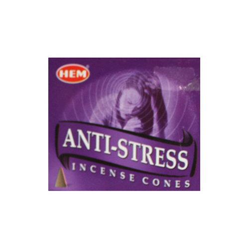 HEM Anti-Stress Incense Cones (10 Cones)