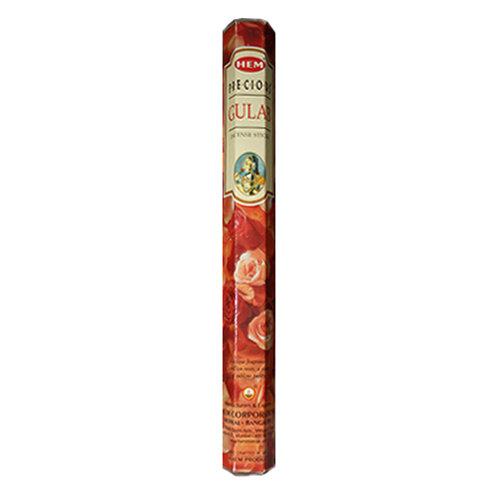 HEM Gulab Incense, 20g (20 Sticks)
