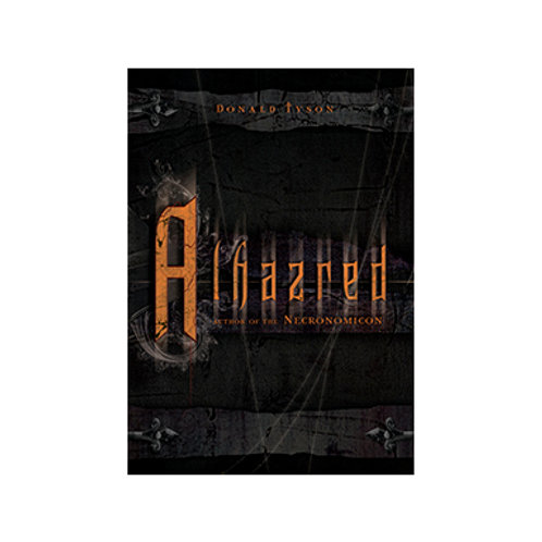 Alhazred - By Donald Tyson