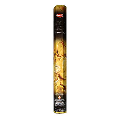 HEM Gold Rain Incense, 20g (20 Sticks)