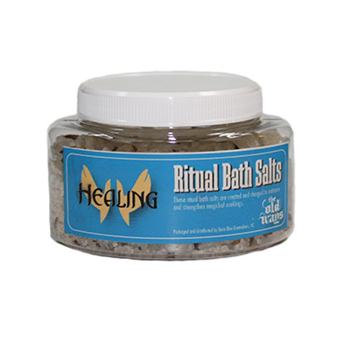 Healing Ritual Bath Salts, 9 Oz.