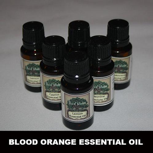 Blood Orange Essential Oil - Tree of Wisdom