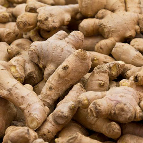 Ginger Root 2 oz. Package