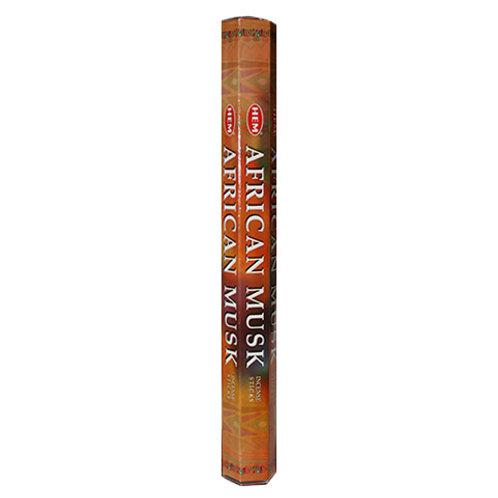HEM African Musk Incense, 20g (20 Sticks)