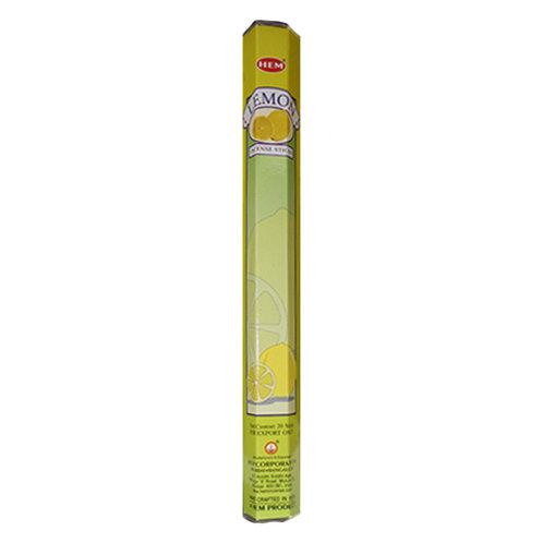 HEM Lemon Incense, 20g (20 Sticks)