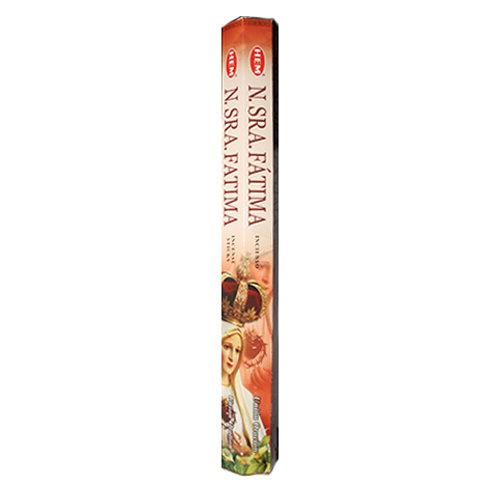HEM Nossa Senora Fatima Incense, 20g (20 Sticks)