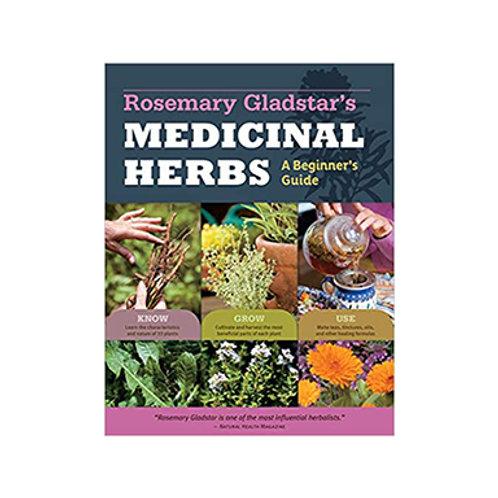 Medicinal Herbs - By Rosemary Gladstar