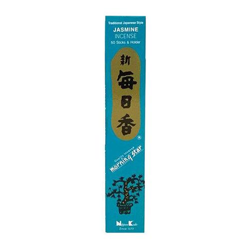 Morningstar Jasmine Incense Sticks (50 in Box)