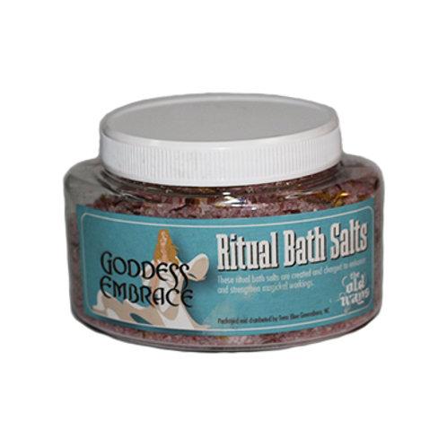Goddess Embrace Ritual Bath Salts, 9 Oz.