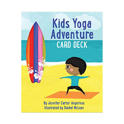 Kids Yoga Adventure Deck