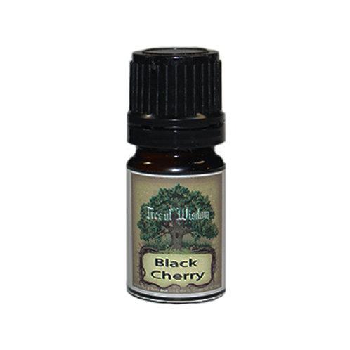 Black Cherry Fragrance Oil, 5 ml.