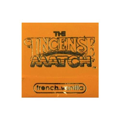 French Vanilla Match Incense (30 Matches)