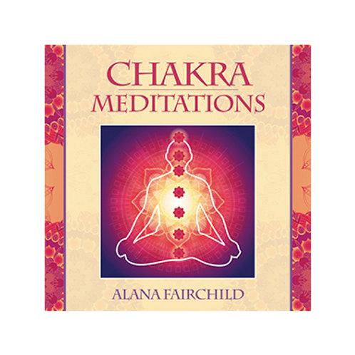Chakra Meditations CD - By Alana Fairchild