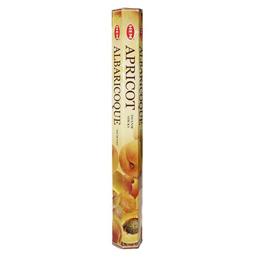HEM Apricot Incense, 20g (20 Sticks)