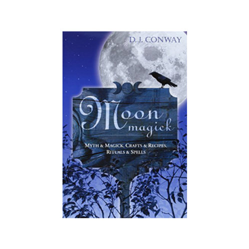 Moon Magick - By DJ Conway