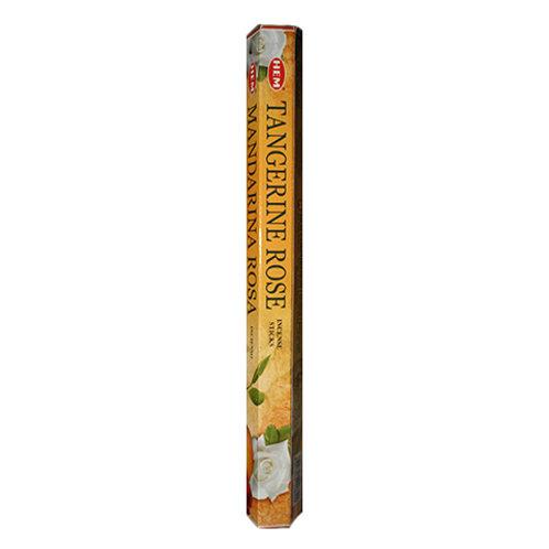 HEM Tangerine Rose Incense, 20g (20 Sticks)