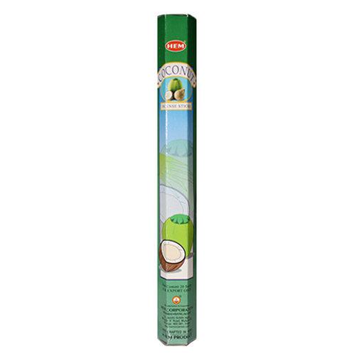 HEM Coconut Incense 20g (20 Sticks)