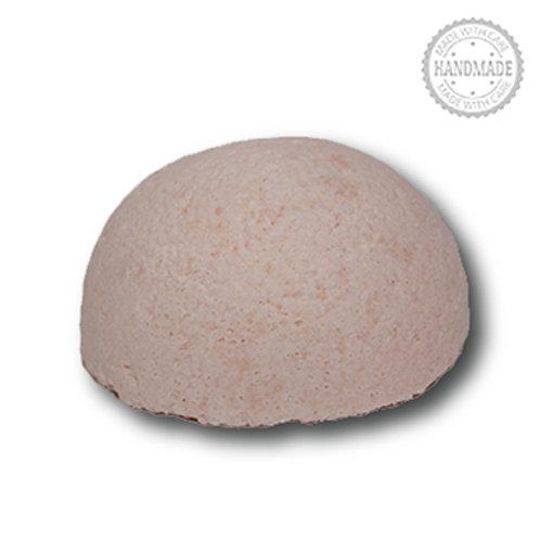 Coconut, Lime & Verbena 'Half' Bath Bomb
