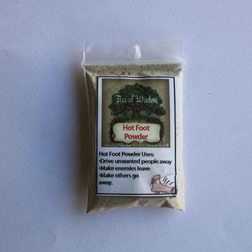 Hot Foot Powder .5 Oz. Package