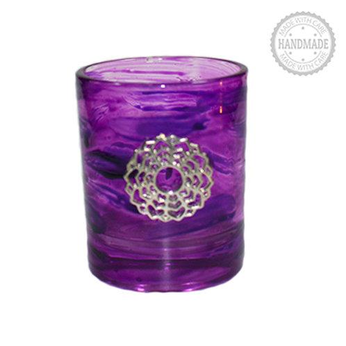 Crown Chakra Votive Candle Holder