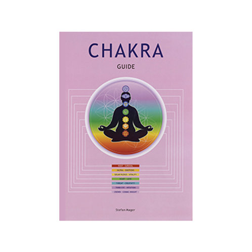Chakra Guide - By Stefan Mager