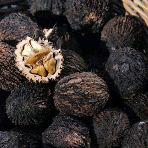 Black Walnut Hulls 1 Oz. Package