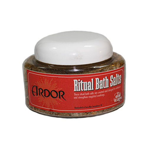 Ardor Ritual Bath Salts, 9 Oz.