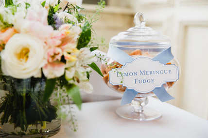 Candy jar hire and styling