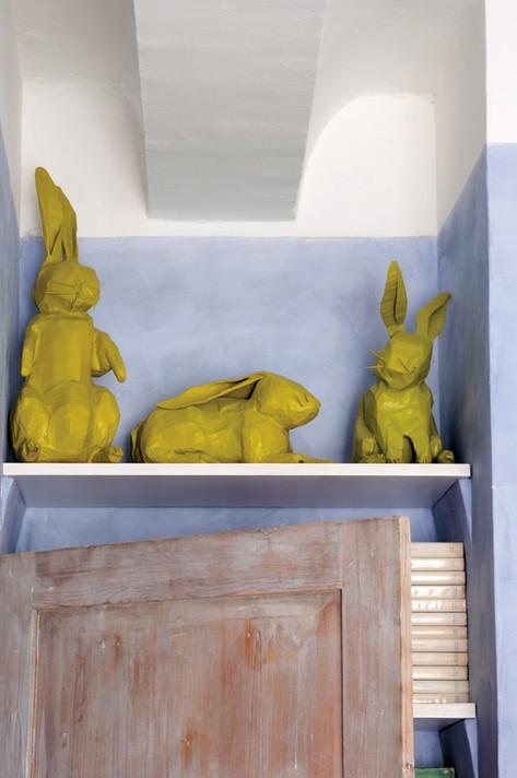 Rik'roque maison d'hôtes chambre Tintin