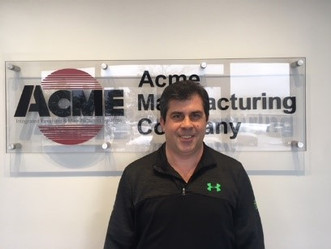 Mike Lamb appointed Customer Service and Parts Sales Manager after Bob Swanson Retires from Acme Man