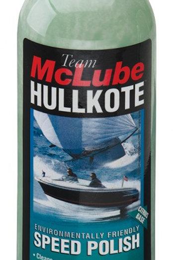 McLube Hull Coat Speed Polish