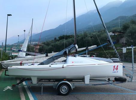Seascape 18 GER-375 zu verkaufen - VERKAUFT