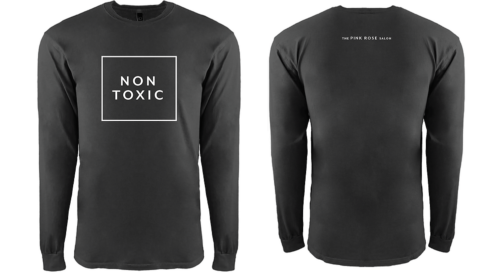 non toxic long sleeve