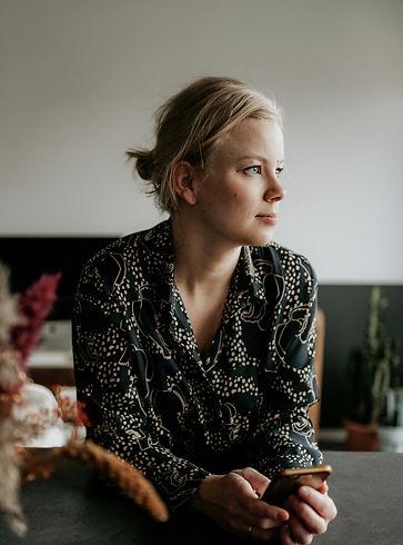 Joke De Nef fotograaf fotografie portret zelfportret westmalle kempen
