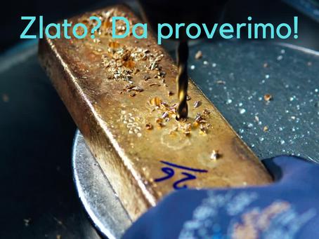 Ko i kako kontroliše zlato?