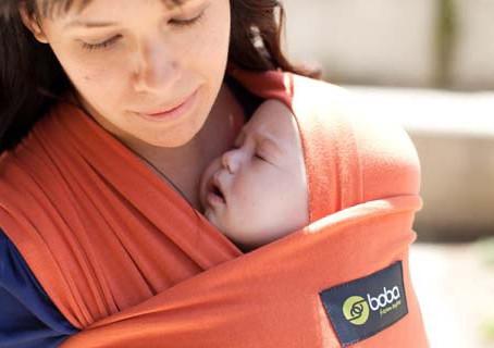 """""""Portami con te"""" consigli e  benefici del Babywearing"""