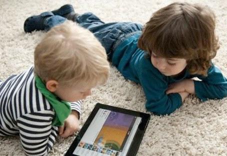 L'utilizzo dei device nei bambini