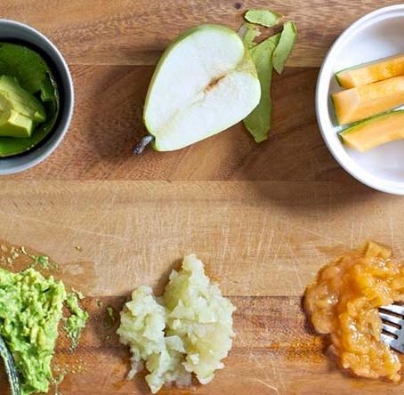 Alimentazione complementare,  il piatto completo