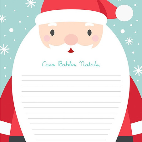Lettera a Babbo Natale, Poste Italiane