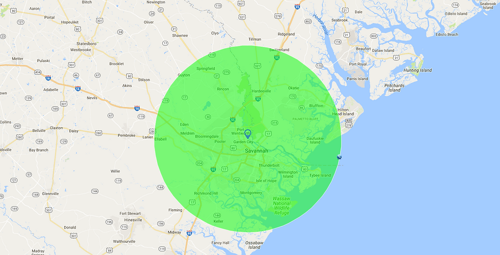 If you live with in a 50-mile radius of Guyton, GA, trust your fencing project to Cargill Fence Contracting.