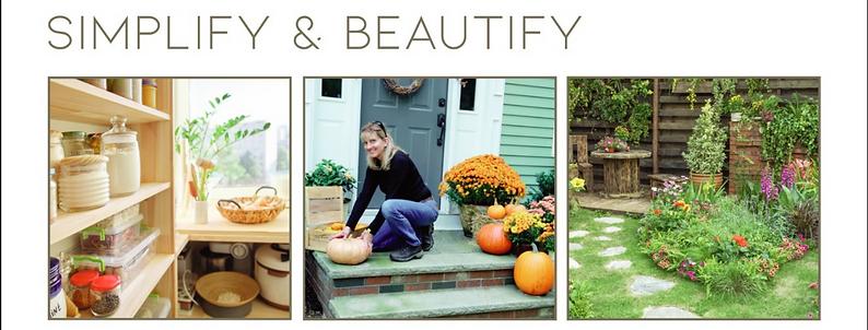 organized pantry, fall flowers, pumpkins, front entrance, perennial garden, flagstone steps, backyard garden, gardens, organized shelving, tidy storage,