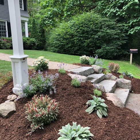 Garden envy entryway