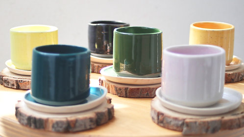 Coffee cup Set - full color
