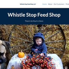 Whistle Stop Feed Shop