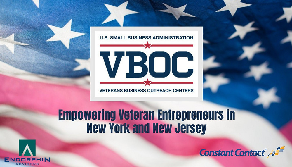 VBOC, Veterans Business Outreach Centers, empowering veteran entrepreneurs in New York and New Jersey